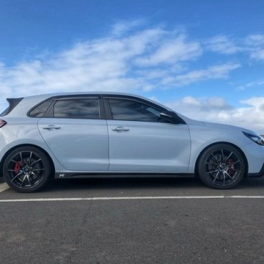 Knocking/thudding noise from engine bay? | Hyundai i30 N